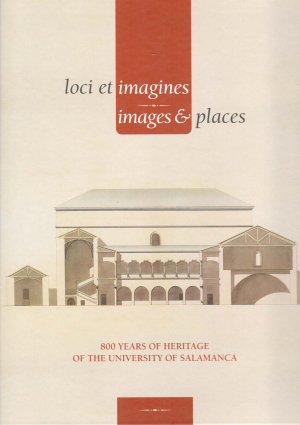 Cubierta para Loci et imagines. Images and places. 800 years of heritage of the University of Salamanca